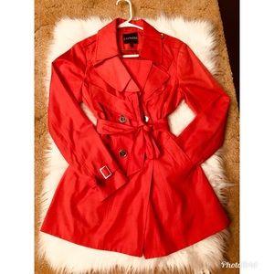 Express Trench Coat color orange 🍊